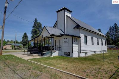 Bonner County, Boundary County, Kootenai County Single Family Home For Sale: 318 4th St