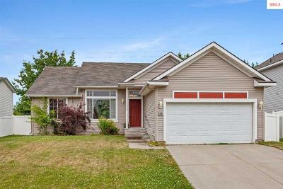 Coeur D'alene ID Single Family Home For Sale: $249,900