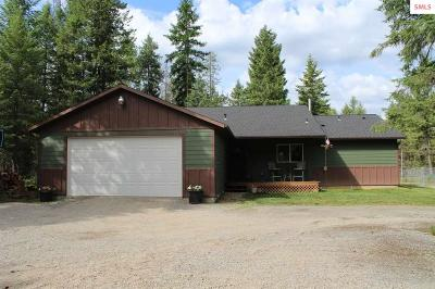 Blanchard ID Single Family Home For Sale: $364,900