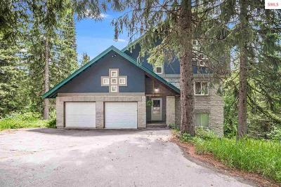 Sandpoint ID Single Family Home For Sale: $449,900