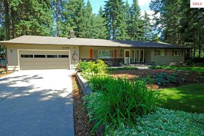 Hayden Single Family Home For Sale: 12308 N. Forest Road