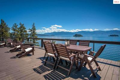 Hope Single Family Home For Sale: 795 Warren Island Shore