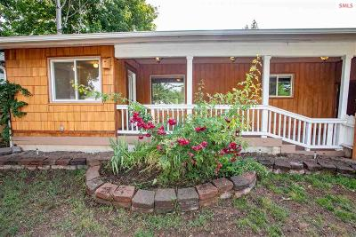 Sandpoint Single Family Home For Sale: 618 Washington Ave.