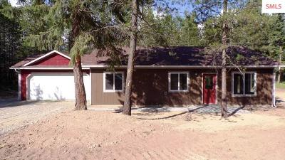 Moyie Springs Single Family Home For Sale: 364 Westwood