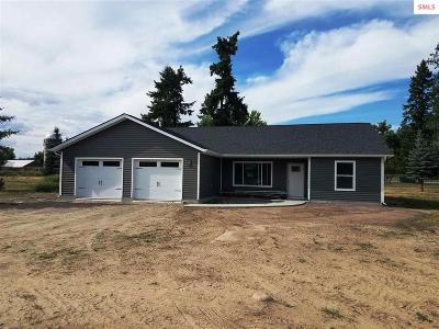 Boundary County Single Family Home For Sale: 29 Keepsake Court