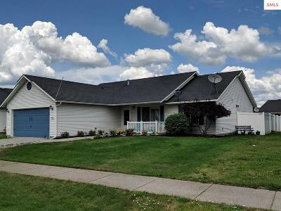 Post Falls Single Family Home For Sale: 4927 W Lemonwood
