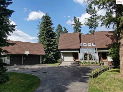 Sagle Single Family Home For Sale: 279 Hawkins Rd