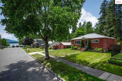 Sandpoint Single Family Home For Sale: 500 S 4th Avenue