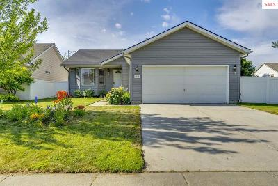 Post Falls Single Family Home For Sale: 2472 E Bremington St