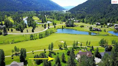 Sandpoint Residential Lots & Land For Sale: Nna Lower Pack River Rd, Lot 20