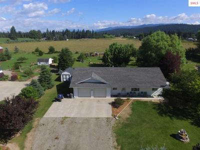 Bonners Ferry Single Family Home For Sale: 147 Echo Drive