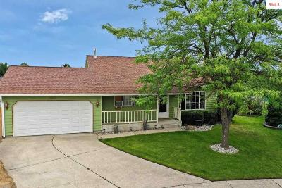 Post Falls Single Family Home For Sale: 1602 N Arbor Ct