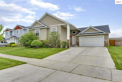 Post Falls Single Family Home For Sale: 3580 E White Sands