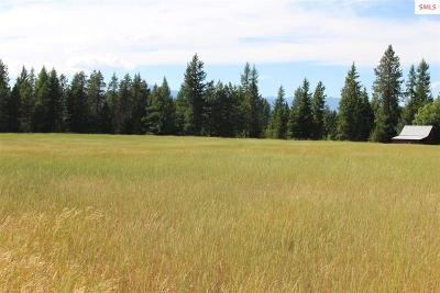 Bonners Ferry Residential Lots & Land For Sale: Nka Red Cloud Road