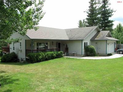 Sandpoint Single Family Home For Sale: 121 Sweetgrass Lane
