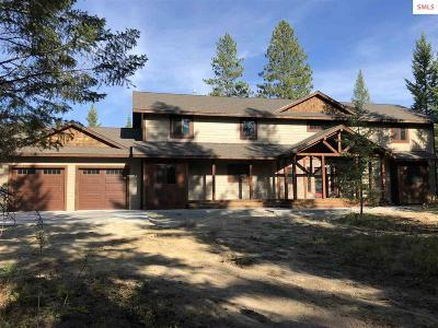 Bonners Ferry ID Single Family Home For Sale: $479,500