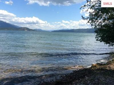 Sandpoint Residential Lots & Land For Sale: 411 W Oden Bay Rd