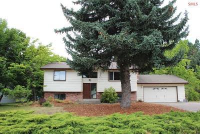 Coeur D'alene Single Family Home For Sale: 6265 N Sunshine Terrace
