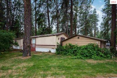Post Falls ID Single Family Home For Sale: $48,750