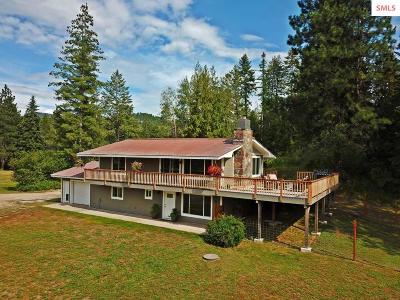Sandpoint ID Single Family Home For Sale: $433,000