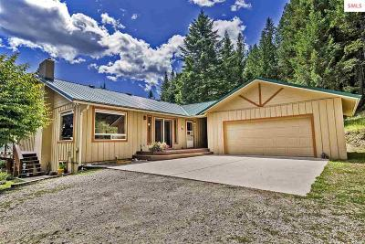 Sandpoint ID Single Family Home For Sale: $485,000