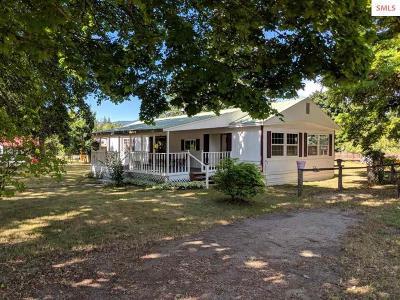 Clark Fork Single Family Home For Sale: 603 Cedar
