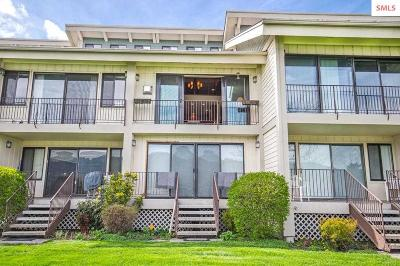 Sandpoint Condo/Townhouse For Sale: 301 Iberian Way #204