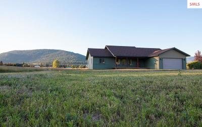 Moyie Springs Single Family Home For Sale: 71 Promise Ln.