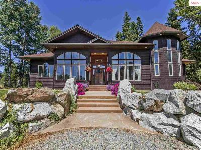 Sandpoint Single Family Home For Sale: 33071 Hwy 200