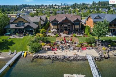 Coeur D'alene Single Family Home For Sale: 4861 Mill River Ct