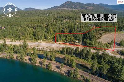 Sandpoint Residential Lots & Land For Sale: 22511 Highway 2