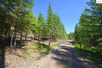 Bonners Ferry Residential Lots & Land For Sale: 8694 Meadow Creek Rd