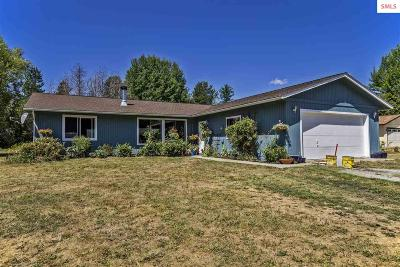 Sandpoint Single Family Home For Sale: 76 Red Clover Drive