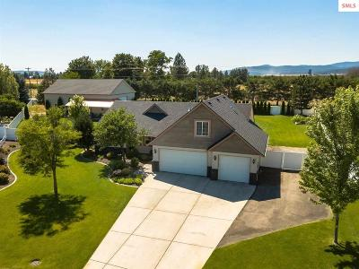 Post Falls Single Family Home For Sale: 2390 W Falling Star Loop