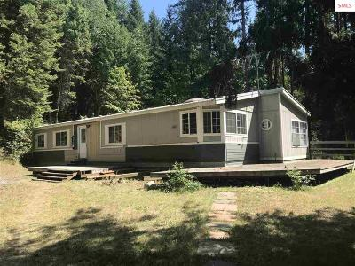 Sandpoint Single Family Home For Sale: 2353 Wrenco Loop
