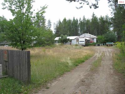 Priest River Single Family Home For Sale: 609 Estates Loop