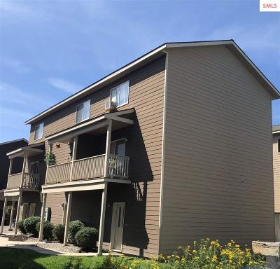 Sandpoint Condo/Townhouse For Sale: 1807 Culvers Dr Unit 11