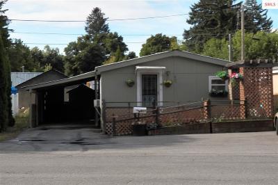 Bonner County, Boundary County, Kootenai County Single Family Home For Sale: 807 Main Street