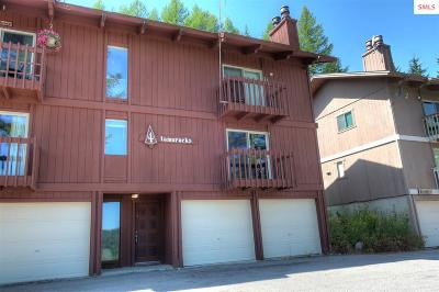 Sandpoint Condo/Townhouse For Sale: 14 Flurry Ct