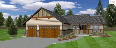 Sandpoint Single Family Home For Sale: Lot 5 Osprey Ln.