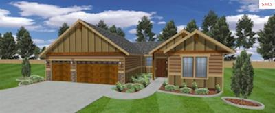 Sandpoint Single Family Home For Sale: Lot 6 Osprey Ln.