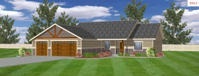 Sandpoint Single Family Home For Sale: Lot 3 Whiskey Jack Circle