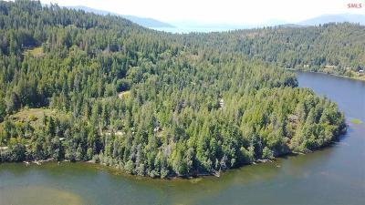Sandpoint Residential Lots & Land For Sale: 24.3 Acres Sunnyside Road