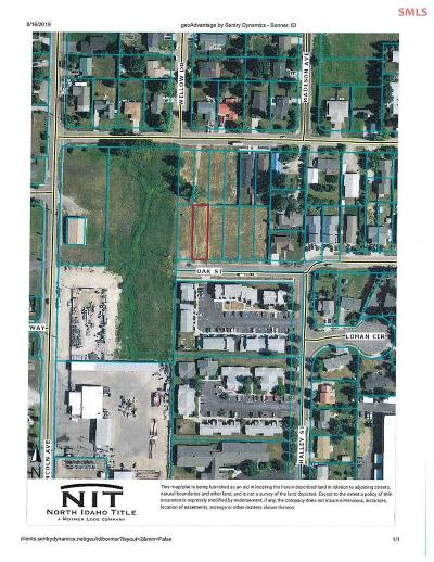 Sandpoint ID Residential Lots & Land For Sale: $64,900