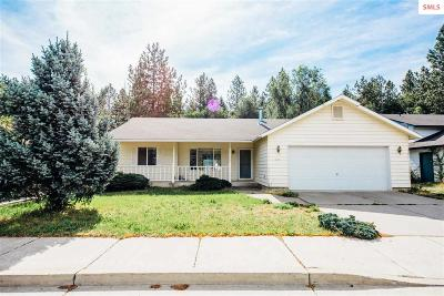 Rathdrum Single Family Home For Sale: 6878 W Legacy Dr