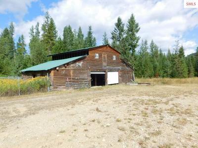 Clark Fork Residential Lots & Land For Sale: 6561 River Road Lot 1
