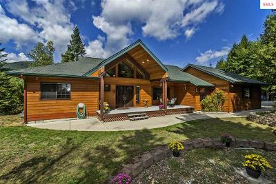 Sandpoint Single Family Home For Sale: 332 Sweetwater Dr