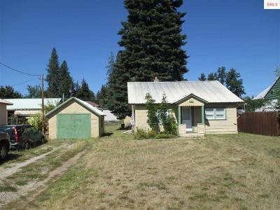Single Family Home For Sale: 405 E Lincoln