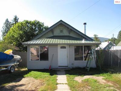 Single Family Home For Sale: 422 E Jackson