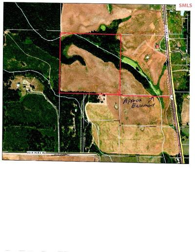 Bonners Ferry Residential Lots & Land For Sale: 40.310 Ac. Highway 95